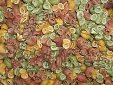Krmné těstoviny