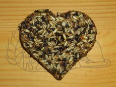 Hryzací srdíčko malá semena