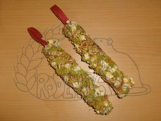 Hryzací tyčinky jablečné - 2 ks