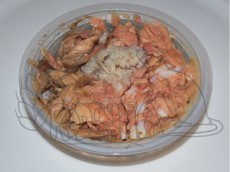 Applaws: Miska s tuňákem a krabem 60 g