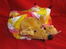 Kostka - pelíšek pro potkany