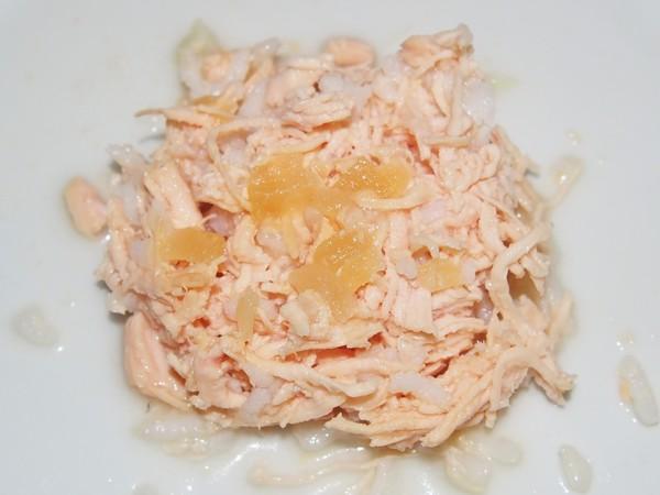 Schesir: konzerva kuře s jablky 75 g
