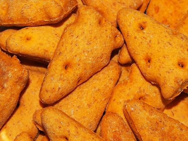 Sušenky mrkvičky 120 g
