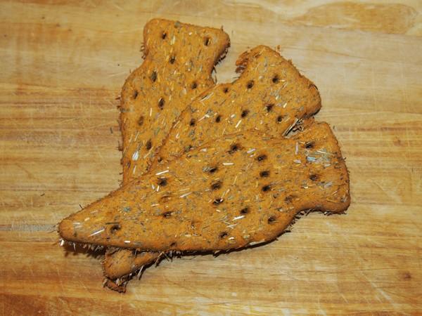 Velké mrkve - sušenky pro hlodavce 75 g