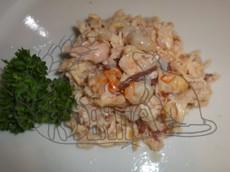 MONGE: kuřecí maso s krevetami 80 g