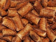 Polštářky s lososem a rozmarýnem 50 g