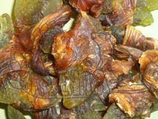 Sušené kuřecí maso s kiwi 100 g