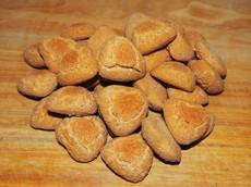 Kachní sušenky s pomerančem a kokosem 125 g