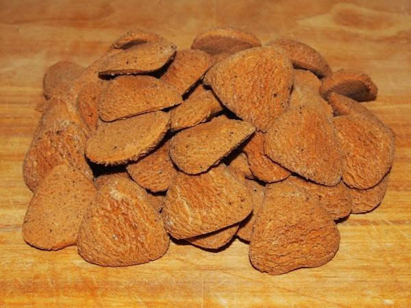 Lososové sušenky s červenou řepou a koprem 125 g