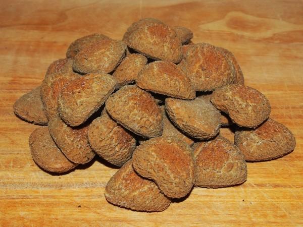 Kuřecí sušenky se spirulinou a tymiánem 125 g