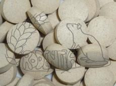 Multivitamínové tablety pro kočky Trixie 50 g