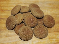 Játrové sušenky s petrželí a mátou 50 g