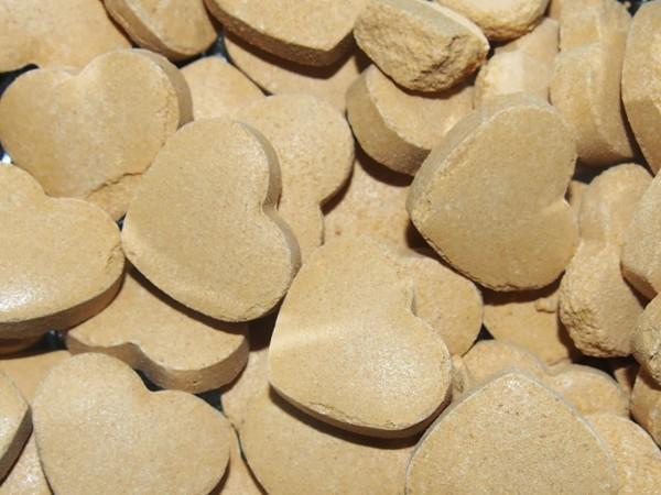 Srdíčka SANAL sýr a kvasnice 30 g / 40 tablet