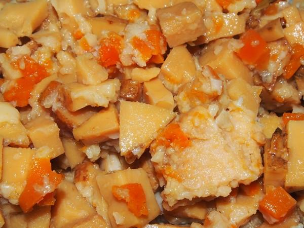 Příkrm s brambory, rýží a zeleninou 400 g