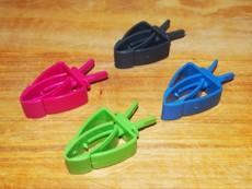 Plastový držák na klec pro ovoce a zeleninu 1 kus