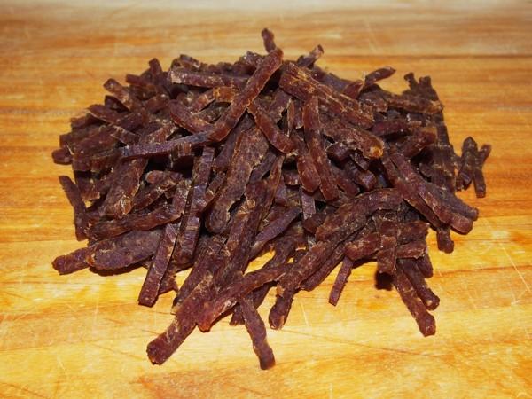 Nudličky z jehněčího masa 80 g