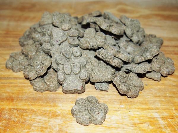 Sušenky v troubě pečené: mořské ryby batáty 130 g