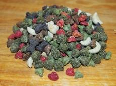 Minisušenky s vitamíny a minerály MIX 80 g