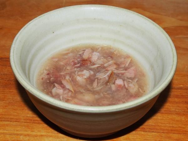 Polévka - rybí s makrelou a tuňákem 40 g