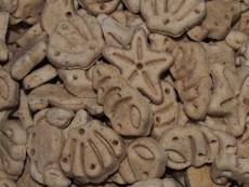 Sušenky s mořskými plody 100 g