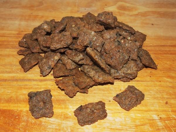 Sušenky z čistého lososa 100 g