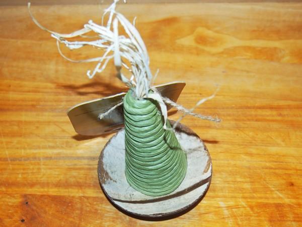 Okusovací balanční hračka 9 x 15 cm
