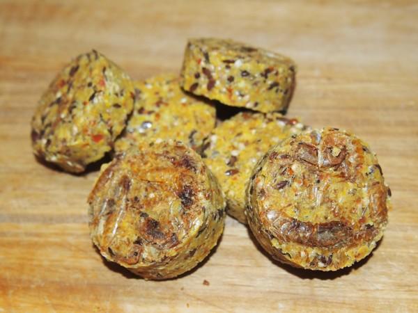 Krevetové sušenky celozrnné 6 kusů / 80 g