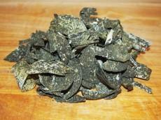 Březové chipsy s mátou 100 g