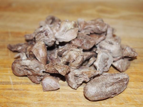 Mrazem sušená kuřecí srdíčka 15 g