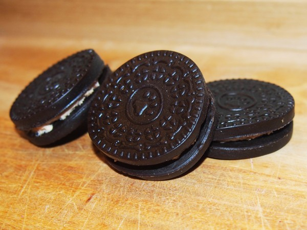 "Cookies ""Black & white"" s kuřecím 4 ks / 100 g"