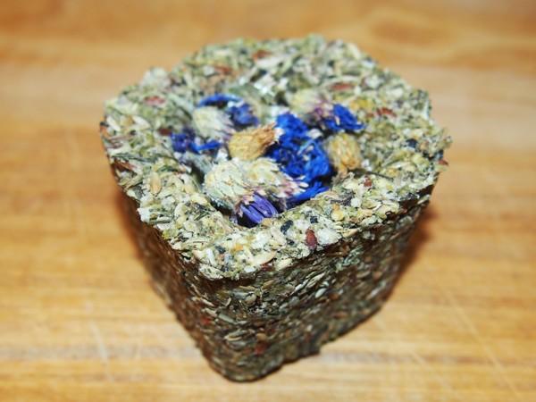 Kopřivo-hrachový kalíšek se semínky a chrpou 75 g