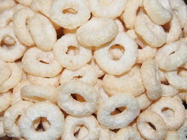 CANDIE´s rýžové kroužky se sladem 120 g