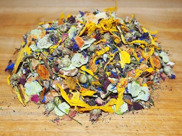 Směs letní zeleniny s květy 100 g