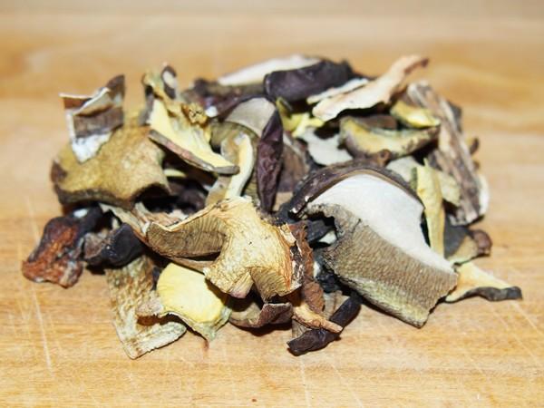 Směs sušených lesních hub 20 g