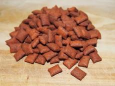 Křupavé hovězí polštářky se sladem 50 g