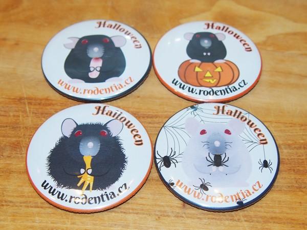 Balíček pro potkany - limitovaný Halloween
