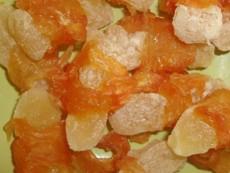 Sušené kuřecí maso s ananasem 70 g