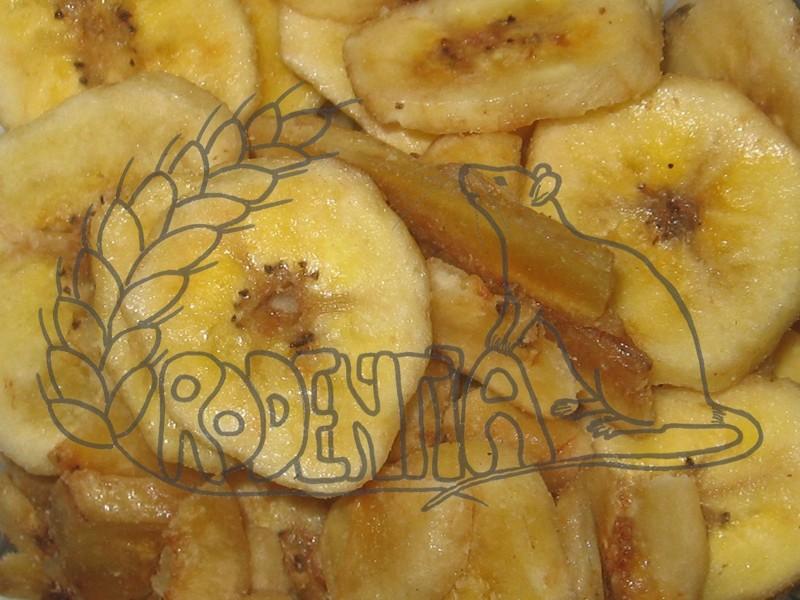 Sušený banán 200 g