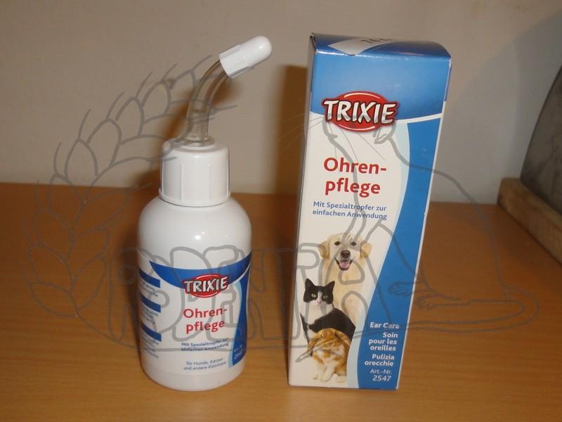 Ušní péče Trixie 50 ml