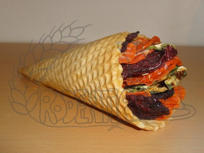 Kornoutek pro hlodavce - sušená zelenina 30 g