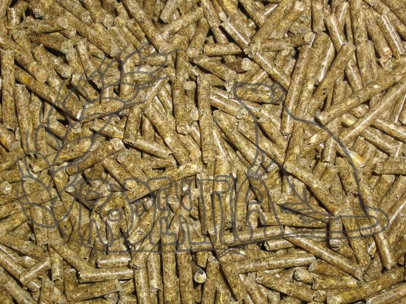 Kompletní krmná směs pro činčily - granule 500 g