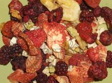 Letní směs sušeného ovoce 100 g
