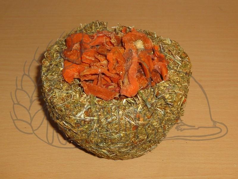 Miska ze sena s mrkví 200 g