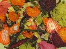 Směs sušené zeleniny 100 g
