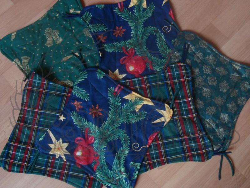 Hamaka vánoční 30 x 30 cm