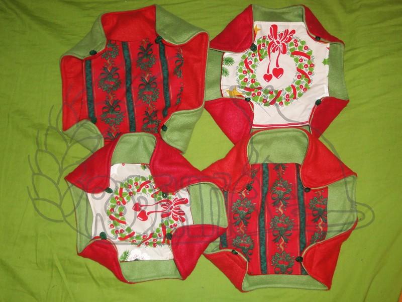 Hamaka dvojitá vánoční