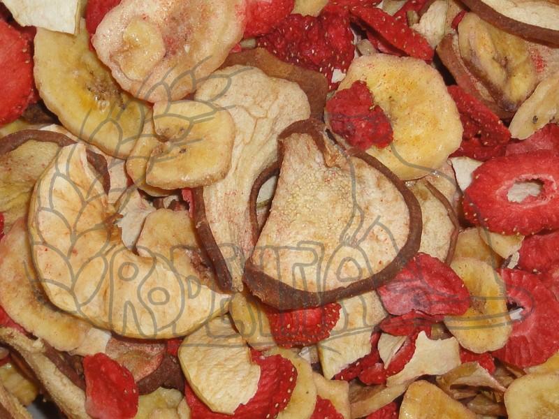 Ovocné chipsy 50 g