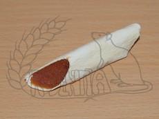 Penne plněné kuřecím masem 1 ks