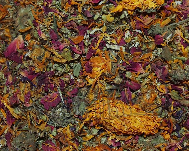 Sušené květy mix 75 g