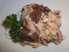 MONGE: tuňák s kuřecím masem 80 g